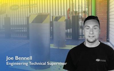 New Engineering Technical Supervisor