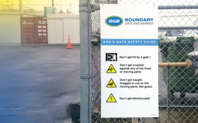 Our Guide to Gate Safety